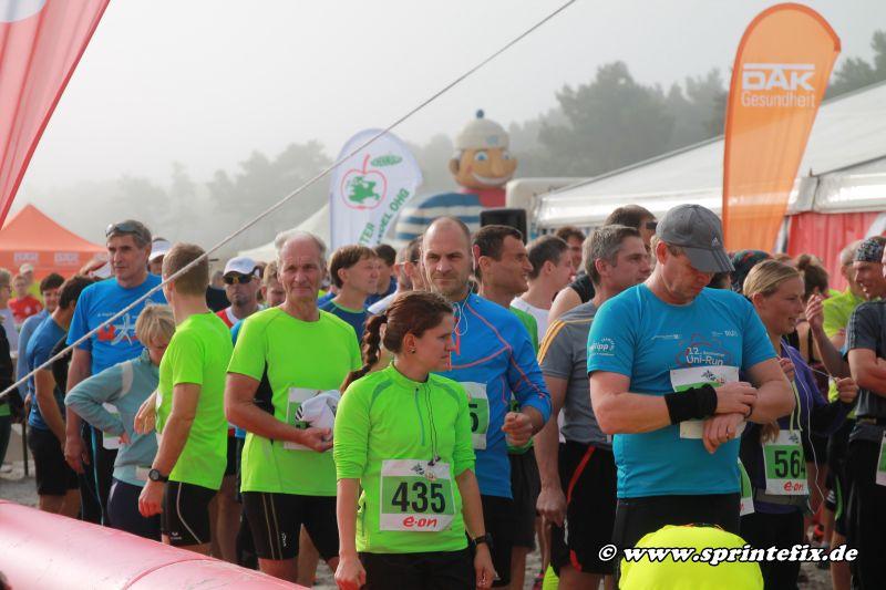 Kap-Arkona-Lauf in Juliusruh am 6.10.2018 @ Juliusruh