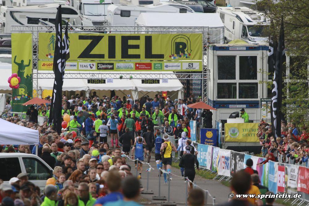 46. GutsMuths-Rennsteiglauf am 26.05.2018 @ Schmiedefeld (Ziel für alle Läufe) | Schmiedefeld am Rennsteig | Thüringen | Deutschland