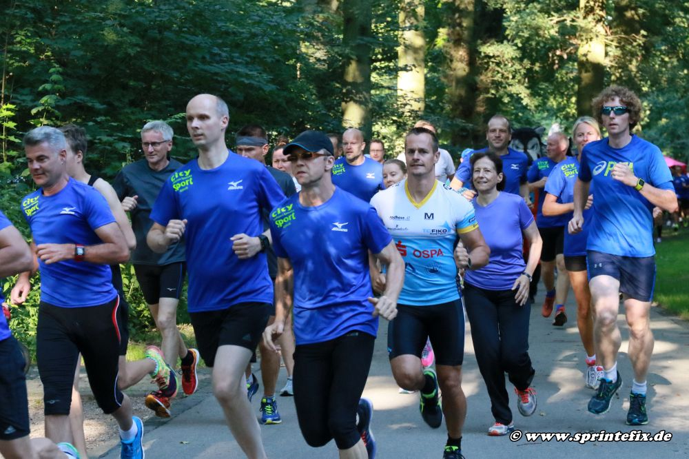 7. City-Sport-Abendlauf in Rostock