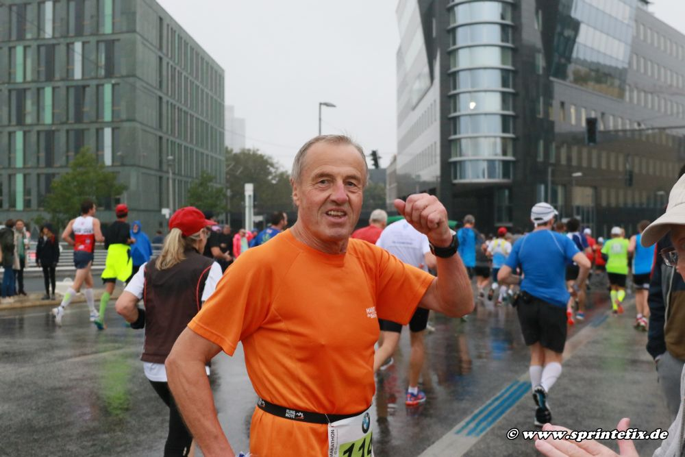 45. BMW Berlin Marathon am 16.09.2018