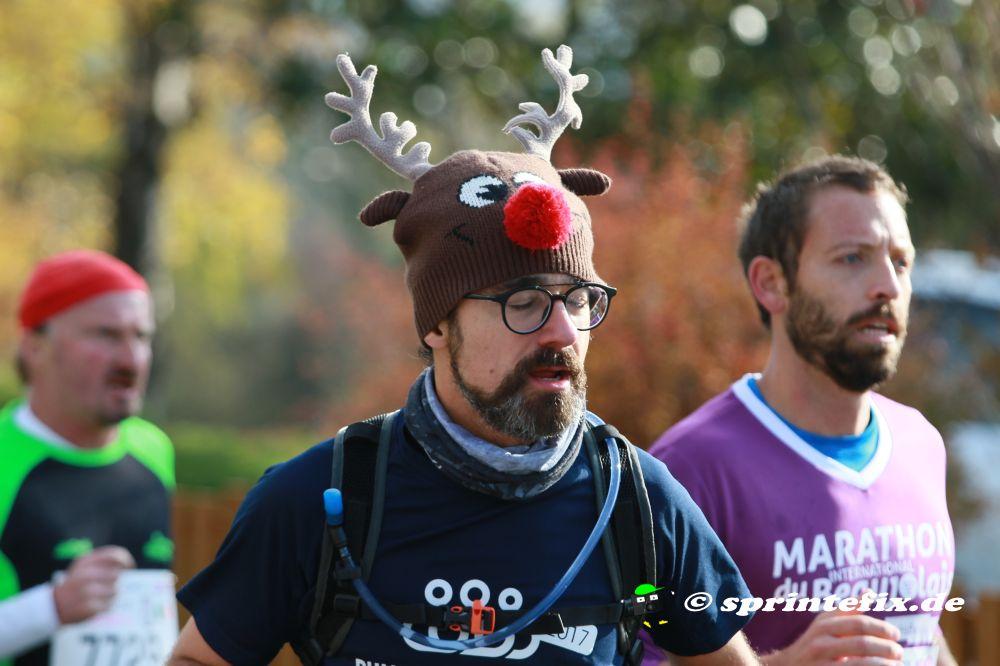 Marathon du Beaujolais in Villefranche am 17.11.2018 @ Villefrance du Saone