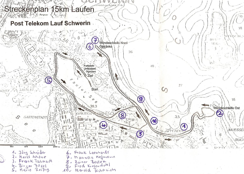 Schlosslauf2015-Streckenplan